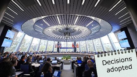 Decision of the Committee of Ministers of the CoE concerning access to health care and conditions of detention in Ukrainian prisons: urgent action is needed